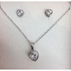 Parure bijoux st valentin