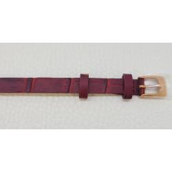 Bracelet lanière