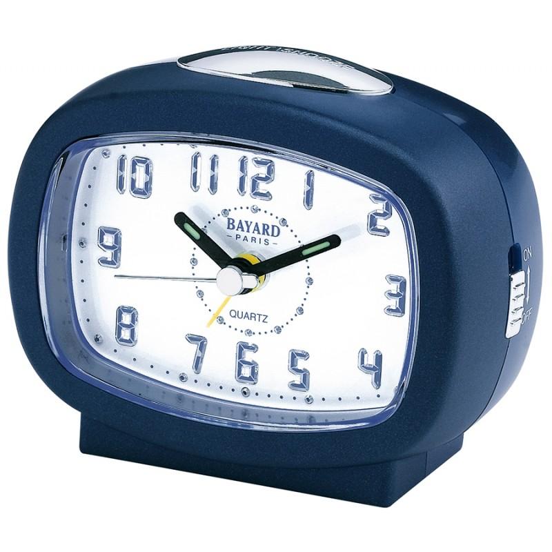 Bien-aimé Réveil silencieux - Horlogerie Pisson TG19