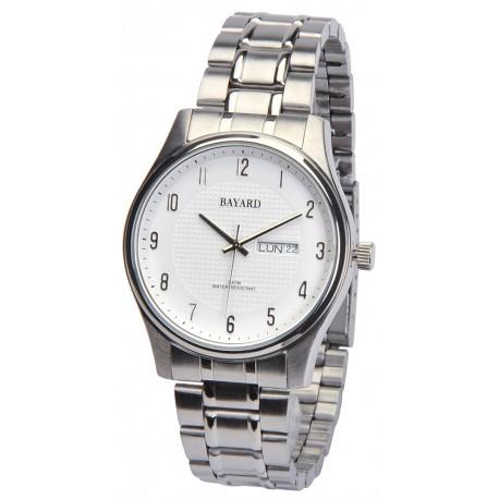 Bracelet Boucle Déployante Pisson Métal Montre Horlogerie Avec uTJc51FlK3
