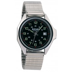 Montre Bayard bracelet extensible