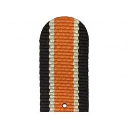 Nato Noir Blanc Orange