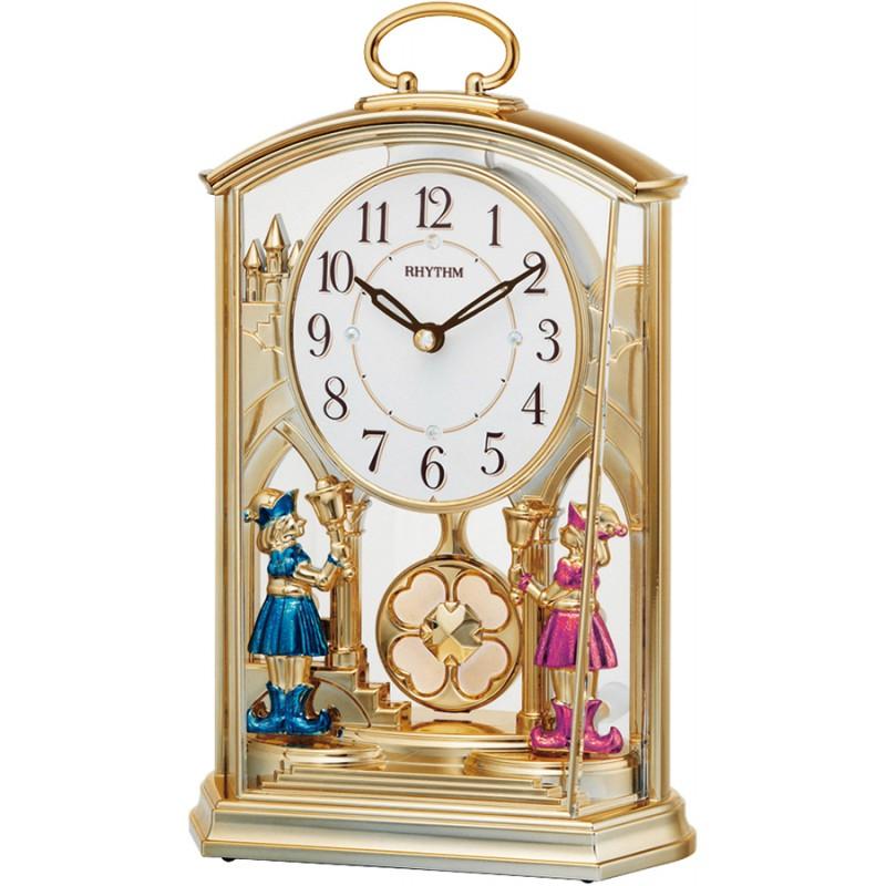 pendule poser rhythm horlogerie pisson