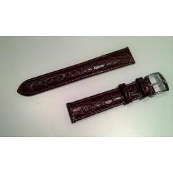 Bracelet Veau façon Crocodile Gold