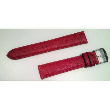 Bracelet Buffle Rouge