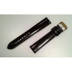 Bracelet Vachette Lisse Marron