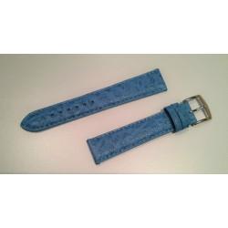 Bracelet Buffle Bleu Ciel